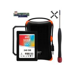 Cửa Hàng Bộ Nang Cấp Ổ Cứng Ssd 240Gb Silicon Power S60 Box Chống Shock Tua Vit Silicon Power Trực Tuyến
