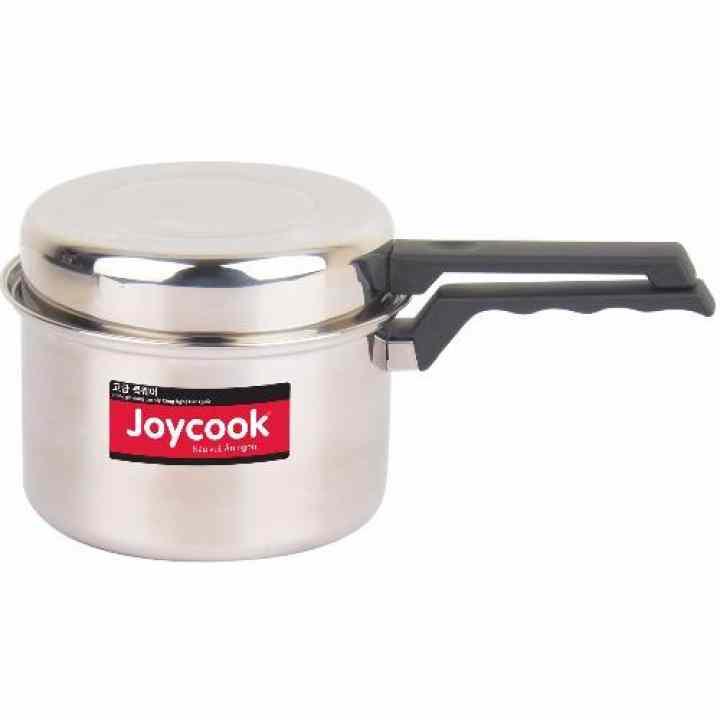 Bộ nồi chảo inox du lịch 16cm Joycook JPF-16