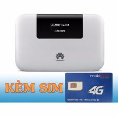 Bán Bộ Phat Wifi 3G 4G Huawei E5770 Sim 4G Mobifone Trọn Goi 1 Năm Hà Nội Rẻ