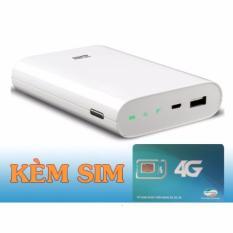 Giá Bán Bộ Phat Wifi 4G Xiaomi Zmi Mf855 Sim 4G Viettel Trọn Goi 20Gb Thang Mới Rẻ