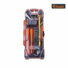 Hình ảnh Bộ tua vít sửa điện thoại iPhone Asaki AK-9077