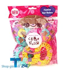 Bộ uốn tóc lò xo không nhiệt tiện dụng Giá tốt 247