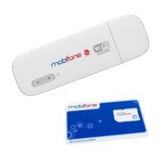 Chiết Khấu Bộ Usb Phat Wifi Từ Sim 3G Huawei E8231S 1 Mobifone Va 01 Sim Co Sẵn Data 62Gb Tốc Độ Cao Trắng Hà Nội