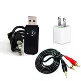 Ôn Tập Bộ Usb Thu Bluetooth Receiver Pt810 V2 Sg Blueport Đen