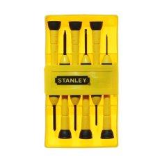 Bộ 6 Cay Vit Can Nhựa Stanley 66 052 Vang Nguyên