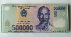 Ôn Tập Bop Vi Nữ In Đồng 500K Thời Trang Trắng Xanh