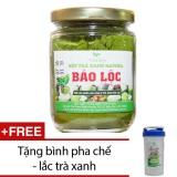 Bán Bột Tra Xanh Matcha Bảo Lộc 100G Tặng Binh Pha Chế Lắc Tra Xanh Trà Xanh Bảo Lộc