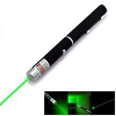 Hình ảnh Bút chiếu Lazer 101 màu xanh (Green Light) - Tặng 1 đôi pin AAA