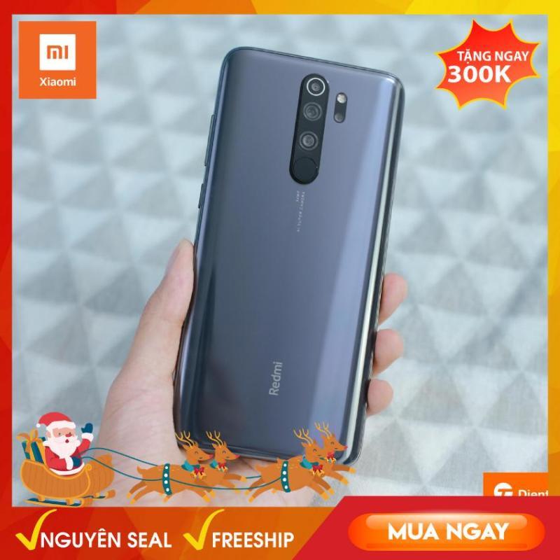 Điện thoại Xiaomi Redmi Note 8 Pro Ram 6gb/64gb - Full tiếng Việt - Hãng phân phối DGW - Cỗ máy chơi game đích thực và Siêu máy ảnh 64 MP, 4 camera sau - Giá tốt không tưởng
