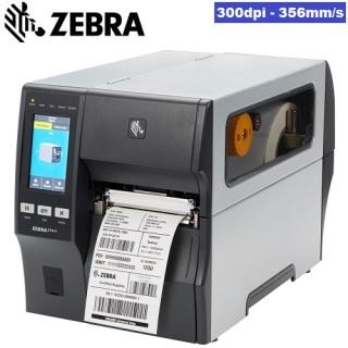 Máy in mã vạch, in tem nhãn Zebra ZT411 (300dpi) - Máy Công Nghiệp thumbnail