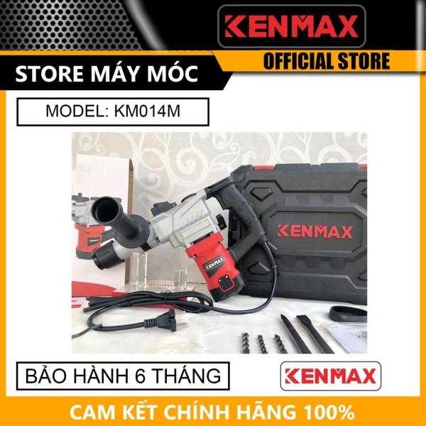 Máy khoan đục 14ly Kenmax KM014M- HÀNG CHÍNH HÃNG