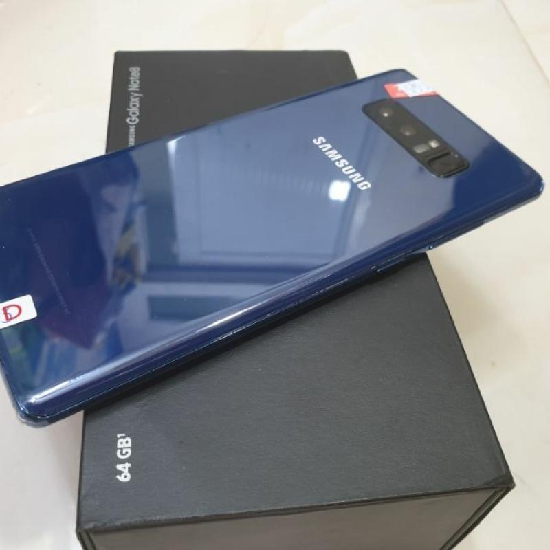 Samsung Note 8 Chính Hãng - Samsung Galaxy Note 8 2sim bản Quốc Tế ram 6G/64G Bao đổi miễn phí tại nhà