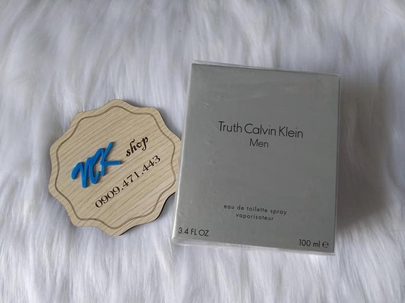 Nước hoa nam Truth của thương hiệu Calvin Klein