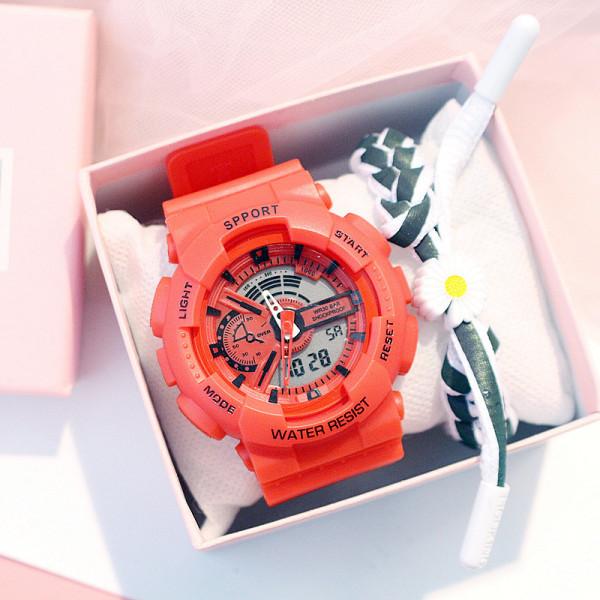 Nơi bán Đồng hồ điện tử thời trang nam nữ Spport S1 chạy full kim điện tử cực hot bvbrtc
