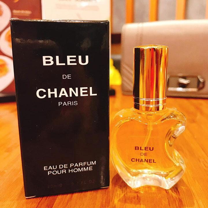 Nước Hoa Mini Nam Chanel Bleu 20ml