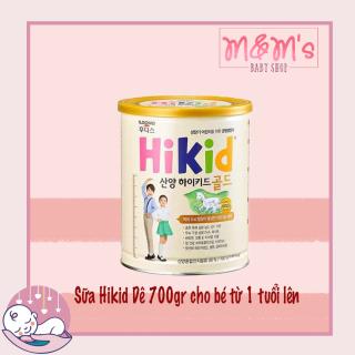 [10 2021] Sữa Hikid Dê thumbnail