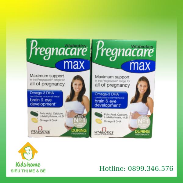 Vitamin bà bầu Pregnacare Max 84 viên