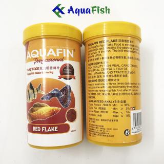 Thức ăn cho cá thủy sinh dạng lá mỏng Aquafin hộp 500ml (cá nhanh lớn, tăng màu đẹp và không làm đục nước) thumbnail