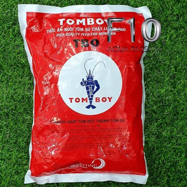 Cám Tomboy TB0 hạt mịn Thức ăn tốt cho cá nhỏ 500G