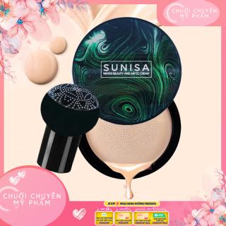 Phấn Tươi Sunisa Kèm Bông Đánh Phấn Cao Cấp Phấn nước Sunisa che khuyết điểm, kiểm soát dầu, phấn che khuyết điểm Sunisa, kem che khuyet diem và kiem soat dau thumbnail