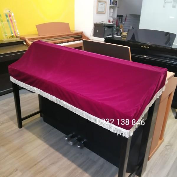KHĂN PHỦ ĐÀN PIANO ĐIỆN SCLP-430B