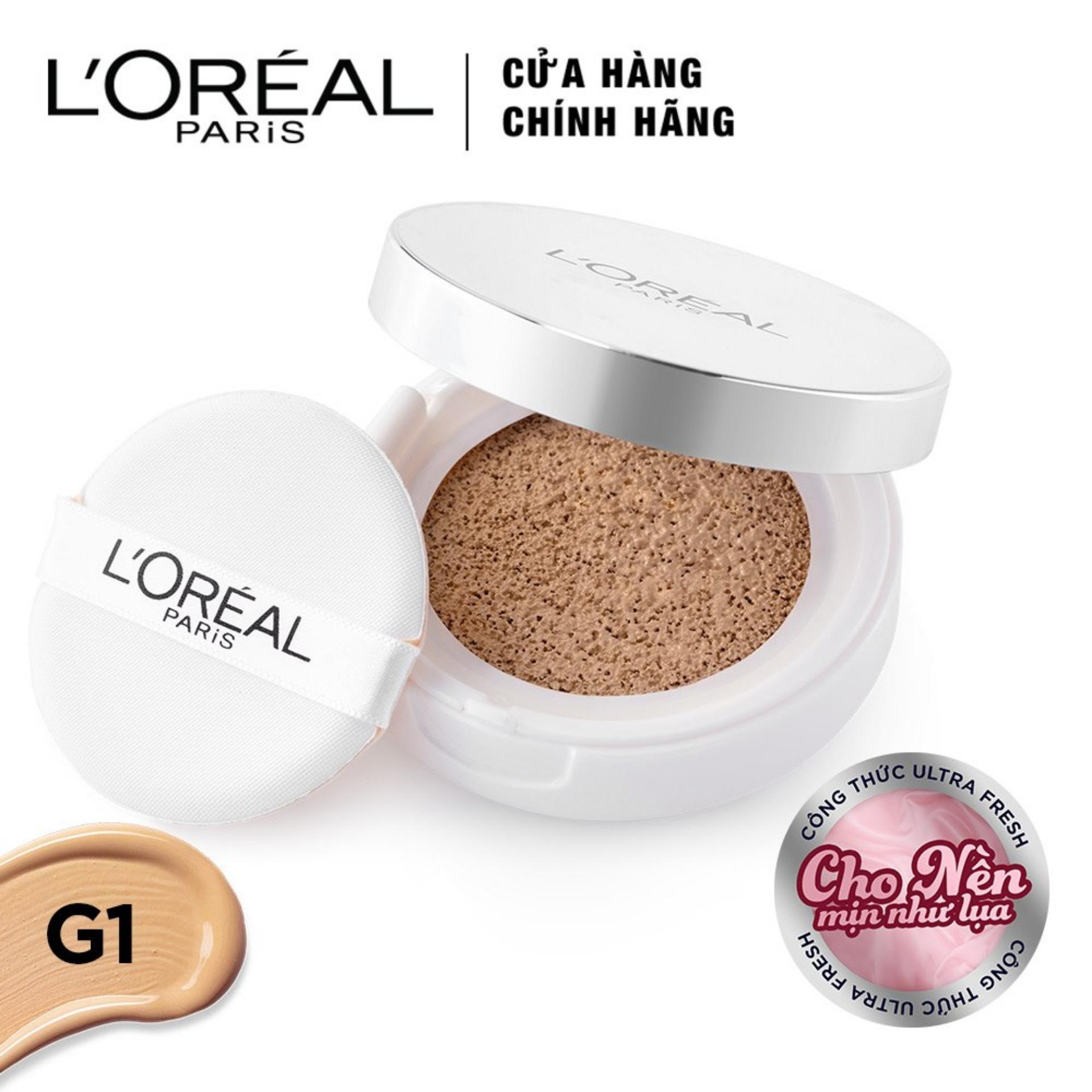 Phấn nước LOreal Paris True Match Cushion 14.6g