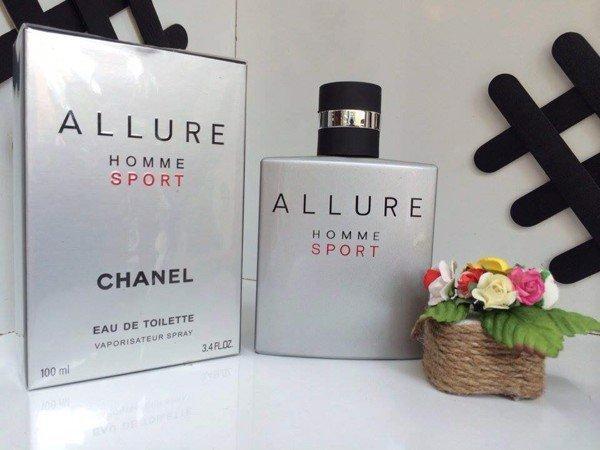 Nước hoa nam Allure Homme Sport ChaneI 100ml Xách tay Chính gốc TP93