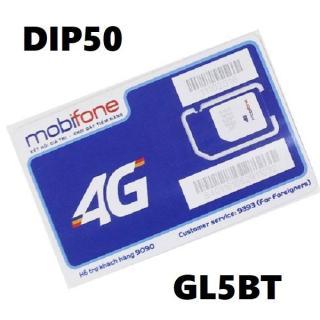SIM 4G MOBIFONE MAX BĂNG THÔNG 1 TỶ GB DATA KO GIỚI HẠN BL5GT DIP50 SIÊU TỐC ĐỘ thumbnail