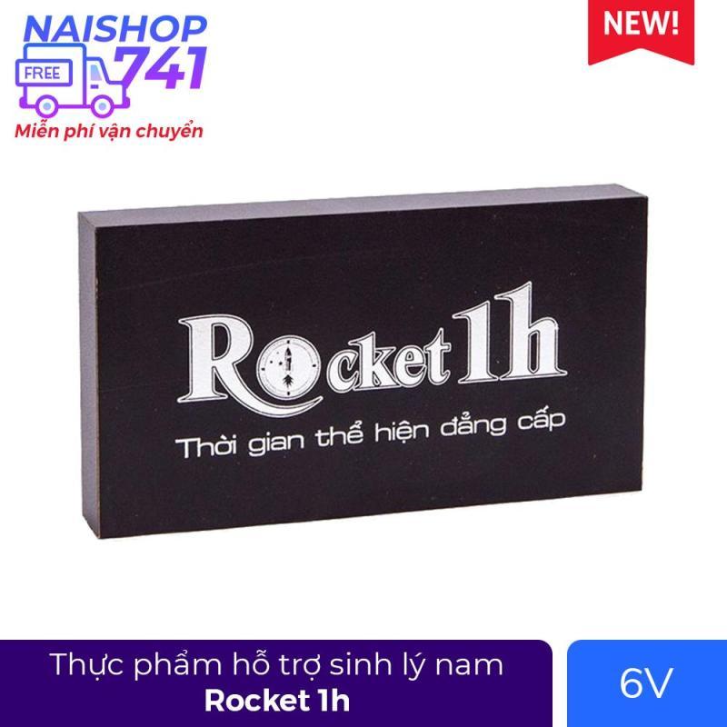 Rocket 1h (Hộp 1 vỉ 6 viên) tốt nhất