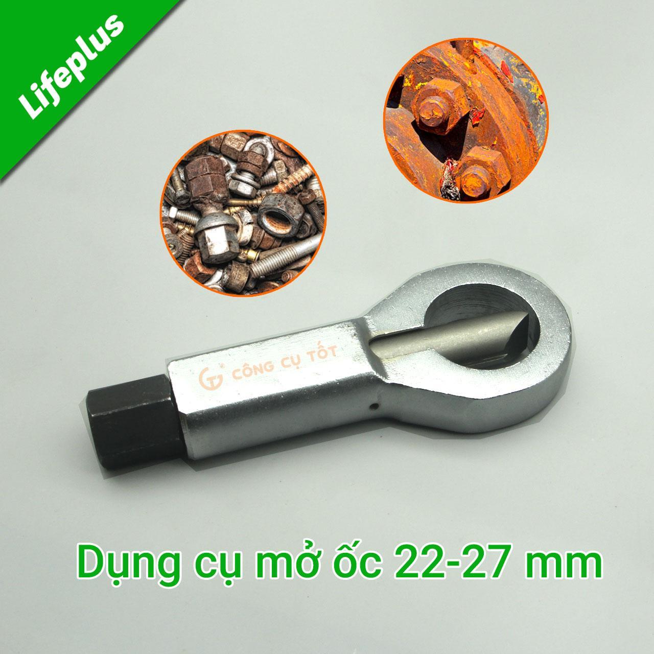 Dụng cụ mở ốc vít gỉ sét 22-27mm