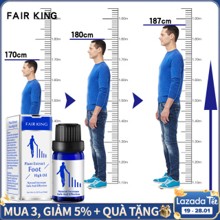 FAIR KING Plant Foot heightening Essential Oil Promote Height Growth Oil Body Care Soothing Foot Health Skin Care Promot Bone Growth Oil thumbnail