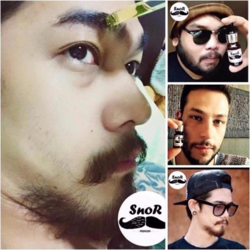 Serum kích thích mọc râu SNOR cho phái mạnh cao cấp