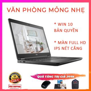 [Trả góp 0%]Dell Latitude 5490 Laptop Văn Phòng Giá Rẻ Pin Trâu, i5-8350U, RAM 8G, SSD 256G, VGA Intel UHD 620, Màn 14 Full HD IPS thumbnail