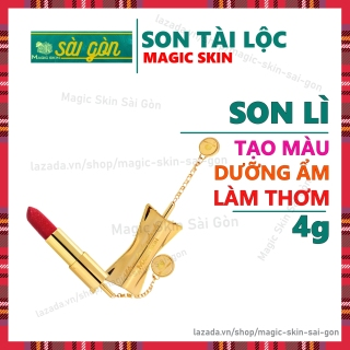 SON TÀI LỘC Magic Skin Son Lì Ultimate Lipstick Bling Bling cho môi ẨM MỊN MỀM MỌNG thumbnail