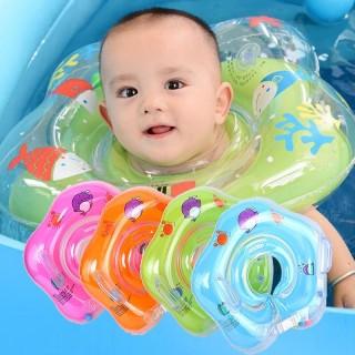 Phao bơi đỡ cổ cho bé BoBokids, an toàn cho bé chơi hồ bơi thumbnail