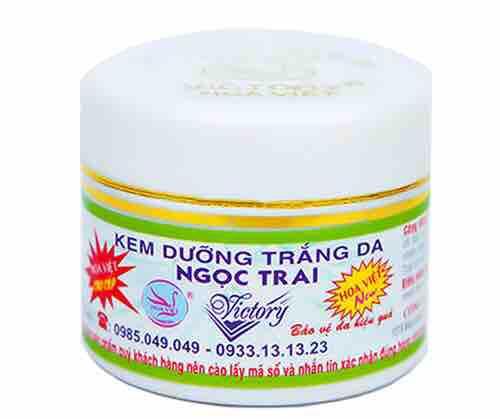 Combo 6 hộp Kem Ngọc Trai VITORY trắng da chính hãng