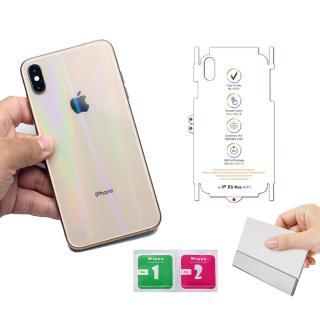 Tấm Dán PPF 7 sắc cầu vòng 2019 Chống xước & đặc biệt TỰ PHỤC HỒI VẾT XƯỚC mặt sau iphone 6,7,8,6p,7p,8p,X,XS,XSMAX - THẾ GIỚI SỈ LẺ 3 thumbnail
