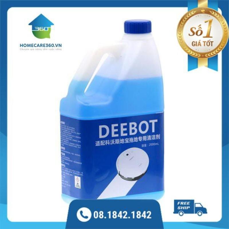 Nước lau sàn chuyên dụng dành riêng cho Robot hút bụi lau nhà Ecovacs Deebot ECOVACS DEEBOT / ILIFE / XIAOMI / LIECTROU