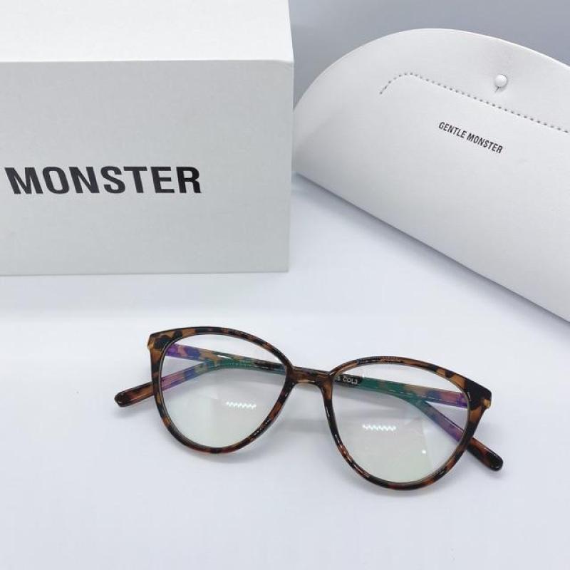 Giá bán Gọng kính cận mắt mèo 2360, tặng kèm hộp đựng và khăn lau