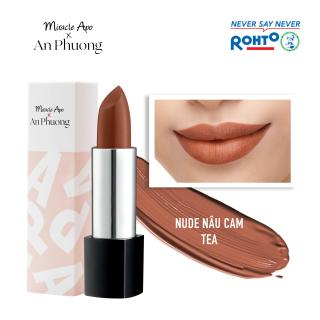 Son thỏi Miracle Apo x An Phương Holiday Collection Lipstick 4g thumbnail