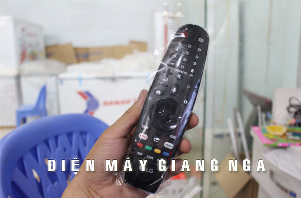 Bảng giá Điều Khiển Thông Minh Magic Remote LG AN-MR18BA