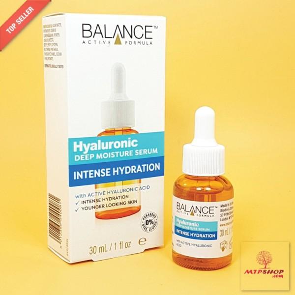 Serum Cấp Nước Balance Active Formula Hyaluronic (MẪU 2018) nhập khẩu