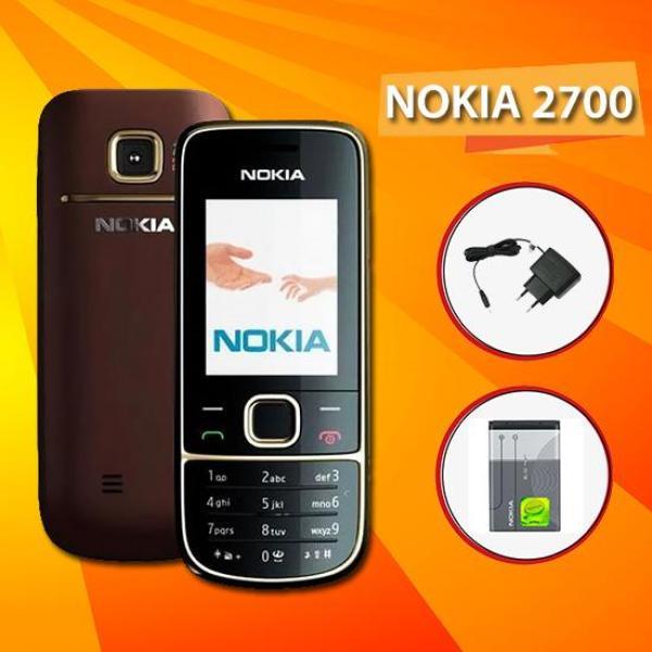 ĐTDĐ Nokia 2700 Classic Vàng Gold