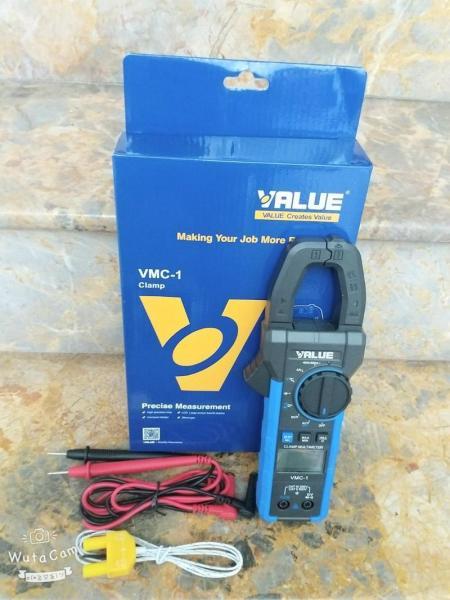 Đồng hồ Ampe kìm Value   VMC-1