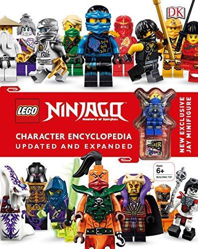 Sách LEGO NINJAGO Character Encyclopedia, Bản Mở Rộng (Mã: 5000006) Đang Ưu Đãi