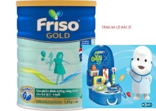 Date 2023 Tặng Quà- Sữa Bột FRISO GOLD 4 1500gr thumbnail