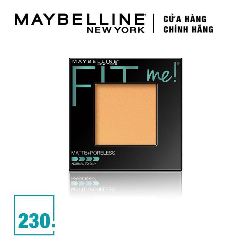 Phấn Mịn Lì Maybelline New York Fit Me Matte Poreless Powder 8.5g