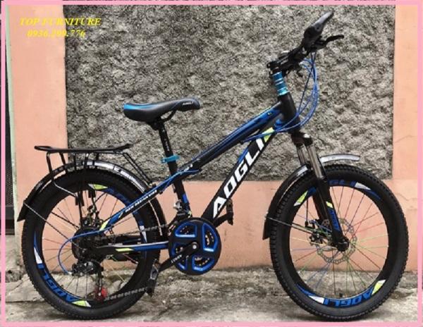 Mua V0019. 3 Xe đạp thể thao AOGLI 18 inhchs (lắp ráp) - Xe đạp dã ngoại - xe đạp địa hình