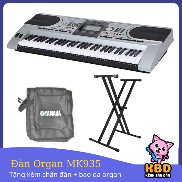 Đàn Organ MK-935 Keyboard cho người mới tập chơi - Bảo hành 12 tháng