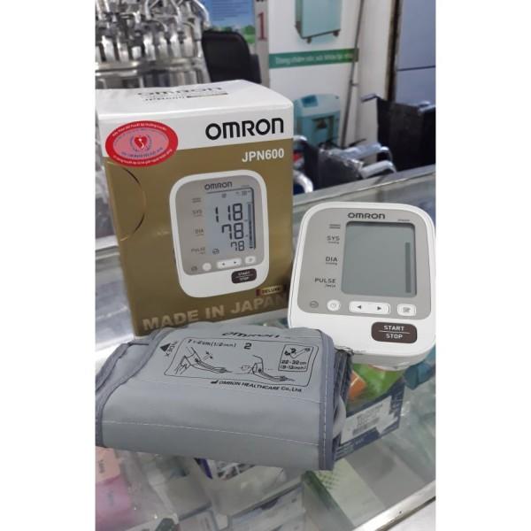 [CHÍNH HÃNG] MÁY ĐO HUYẾT ÁP TỰ ĐỘNG OMRON JPN600 - MAKE IN JAPAN bán chạy